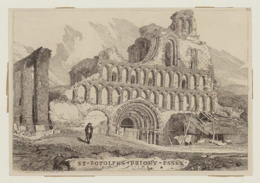 St Botolphs Priory, Essex